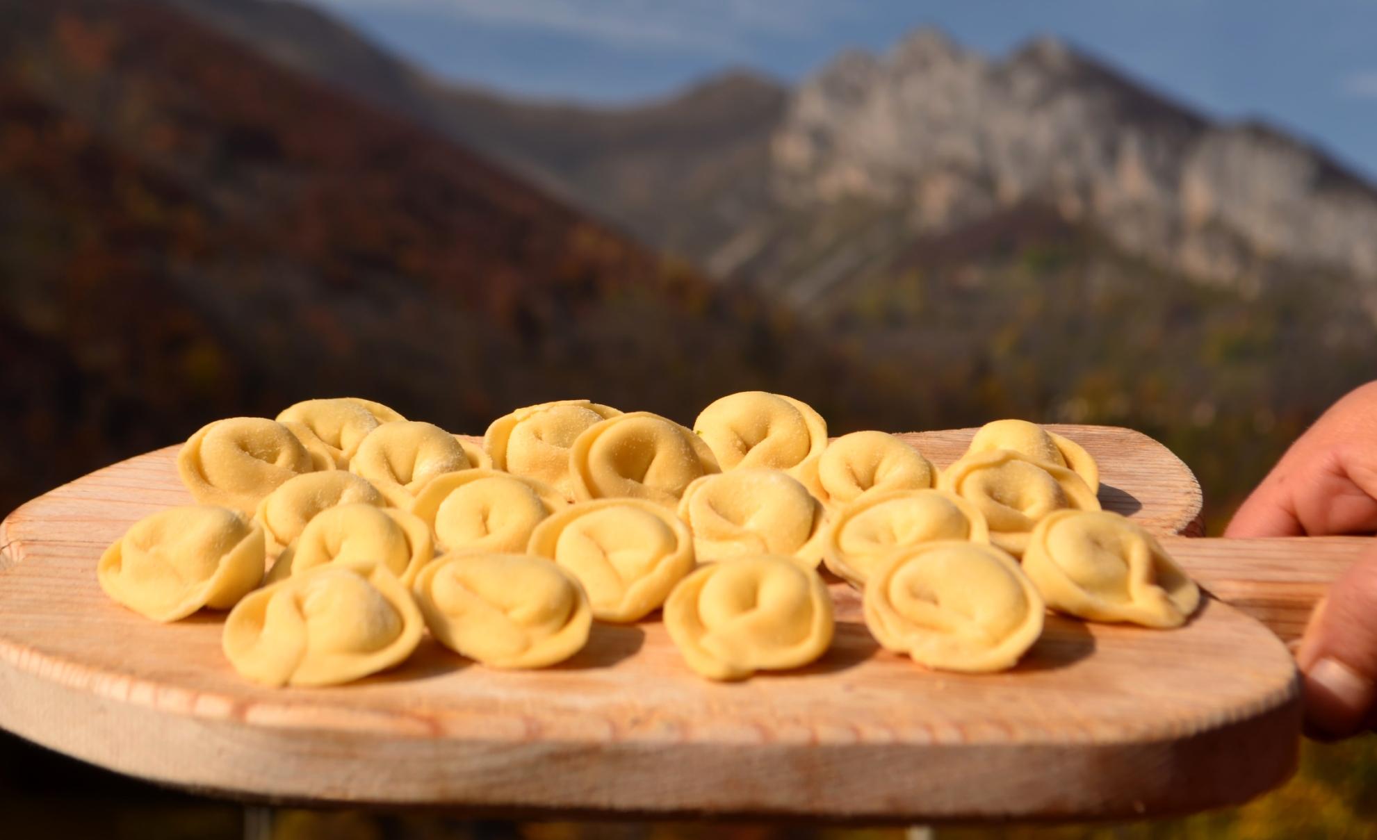 5 Maggio Raviole a la vernantina Laura Bertaina (Folchi)