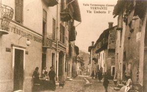 Foto storica Vernante